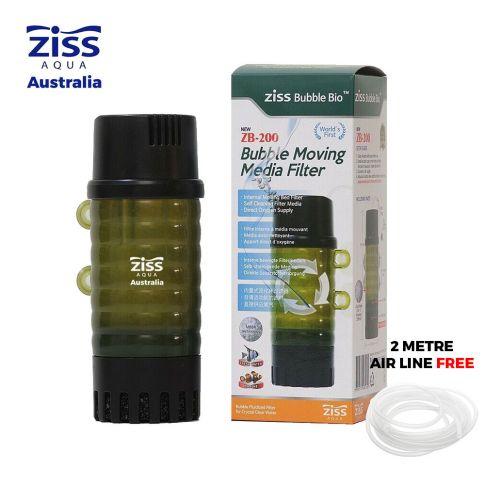 Ziss Aqua Aquarium Fish Buibble Bio Media Filter Main